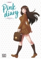 Couverture Pink Diary, double, tome 1 Editions Delcourt/Tonkam (Shojo) 2018