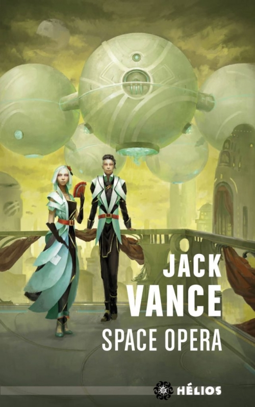 Couverture Space Opera