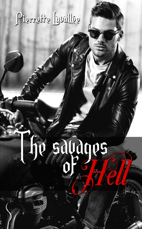 Couverture The Savages of Hell, intégrale