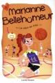 Couverture Marianne Bellehumeur, tome 5 : Le coeur en folie Editions Boomerang 2018