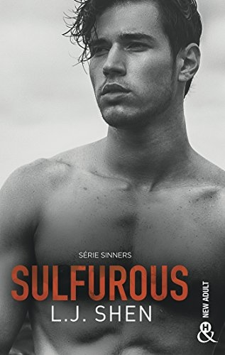 Couverture Sinners, tome 0.5 : Sulfurous