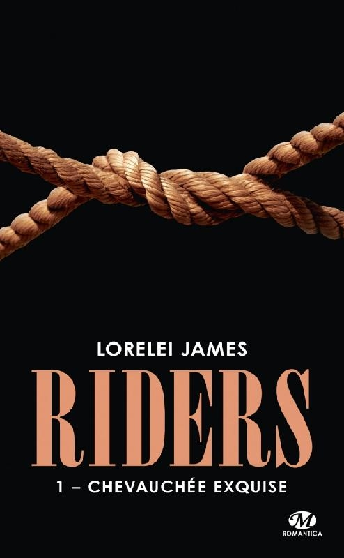 Couverture Riders, tome 1 : Chevauchée exquise