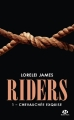 Couverture Riders, tome 1 : Chevauchée exquise Editions Milady (Romantica) 2018
