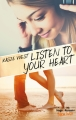 Couverture Listen to your heart Editions Hugo & cie (New way) 2018