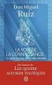 Couverture La voix de la connaissance : Un guide pratique vers la paix intérieure Editions J'ai Lu 2016