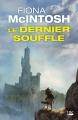 Couverture Le dernier souffle, tome 1 : Le don Editions Bragelonne (Fantasy) 2018