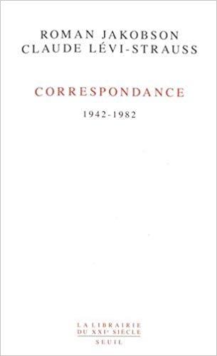 Couverture Correspondance : 1942-1982