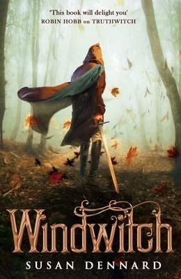 Couverture The Witchlands, book 2: Windwitch