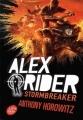 Couverture Alex Rider, tome 01 : Stormbreaker Editions Le Livre de Poche (Jeunesse) 2017