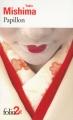 Couverture Papillon suivi de La Lionne Editions Folio  (2 €) 2017