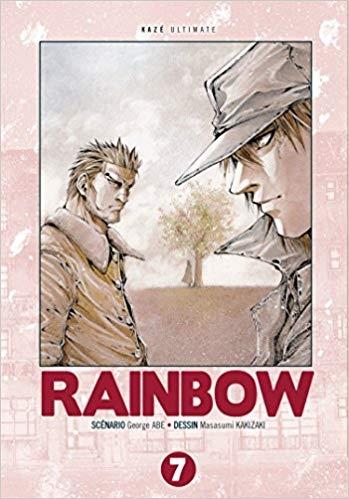 Couverture Rainbow, triple, tome 7