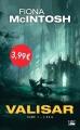 Couverture Valisar, tome 1 : L'exil Editions Bragelonne (Fantasy) 2018