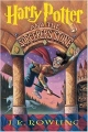 Couverture Harry Potter, tome 1 : Harry Potter à l'école des sorciers Editions Scholastic 1998