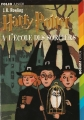 Couverture Harry Potter, tome 1 : Harry Potter à l'école des sorciers Editions Folio  (Junior) 2005