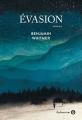 Couverture Évasion Editions Gallmeister (Americana) 2018