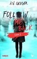 Couverture Follow Me Back, tome 2 Editions Robert Laffont (R) 2018
