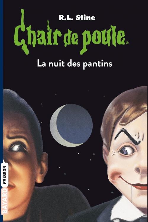 Couverture Le pantin diabolique / La nuit des pantins