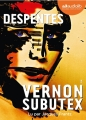 Couverture Vernon Subutex, tome 2 Editions Audiolib 2016