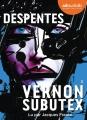 Couverture Vernon Subutex, tome 3 Editions Audiolib 2017