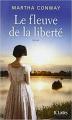 Couverture Le Fleuve de la liberté Editions JC Lattès 2018