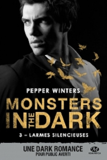 Couverture Monsters in the Dark, tome 3 : Larmes silencieuses
