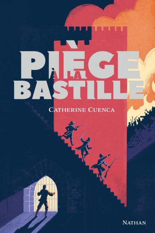 Couverture Piège à la Bastille