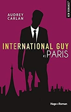Couverture International Guy, tome 1 : Paris