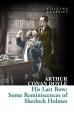 Couverture Sherlock Holmes, tome 8 : Son dernier coup d'archet Editions HarperCollins (Classics) 2016