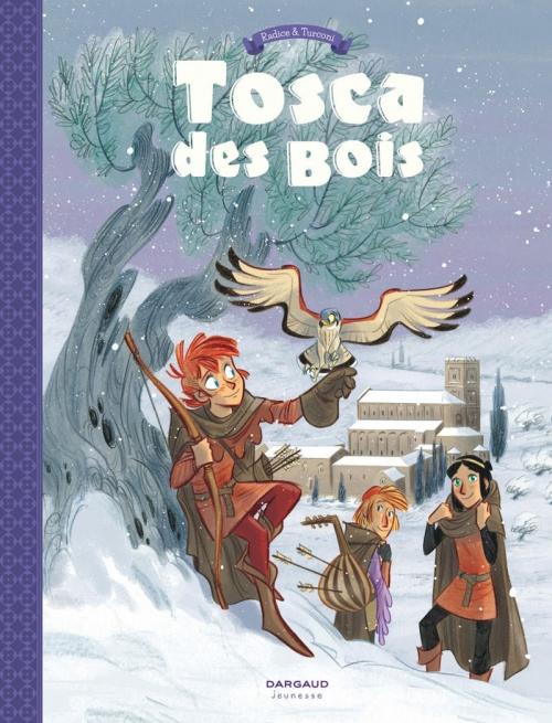 Couverture Tosca des Bois, tome 2 : Complots, fuites, secrets et enlèvements