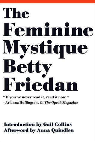 Couverture The Feminine Mystique