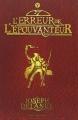Couverture L'Epouvanteur, tome 05 : L'Erreur de l'épouvanteur Editions Bayard (Poche) 2018