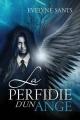 Couverture La perfidie d'un ange Editions Autoédité 2017