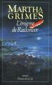 Couverture Jury et Plant, tome 02 : L'énigme de Rackmoor Editions Presses de la cité 1991