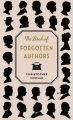 Couverture The Book of Forgotten Authors Editions Quercus 2017