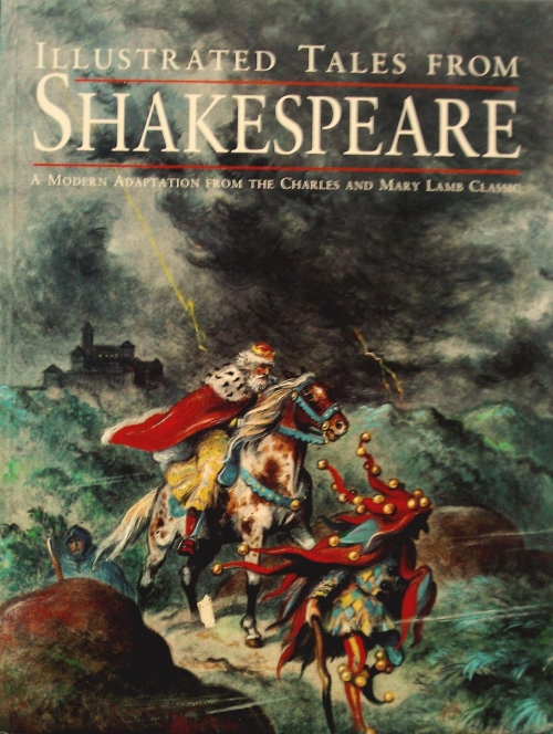 Couverture Illustrated tales from Shakespeare