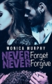 Couverture Never forget-Never forgive Editions France Loisirs 2017