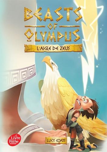 Couverture Beasts of Olympus - Tome 6 - L'aigle de Zeus