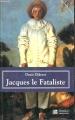 Couverture Jacques le fataliste / Jacques le fataliste et son maître Editions Classiques universels 2000