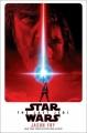 Couverture Star Wars, tome 8 : Les derniers Jedi Editions Del Rey Books 2018