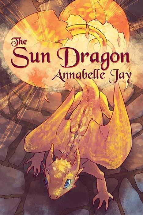 Couverture The Sun Dragon, book 1
