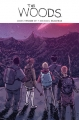 Couverture The Woods, tome 1 Editions Boom! Studios 2014