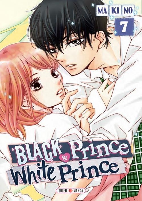 Couverture Black Prince & white Prince, tome 07