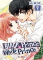 Couverture Black Prince & white Prince, tome 07 Editions Soleil 2018