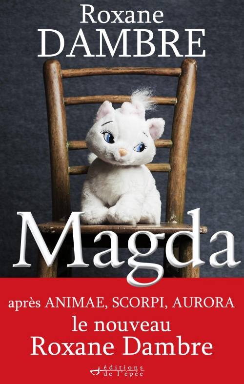 Couverture Magda