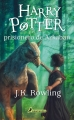 Couverture Harry Potter, tome 3 : Harry Potter et le prisonnier d'Azkaban Editions Salamandra 2015