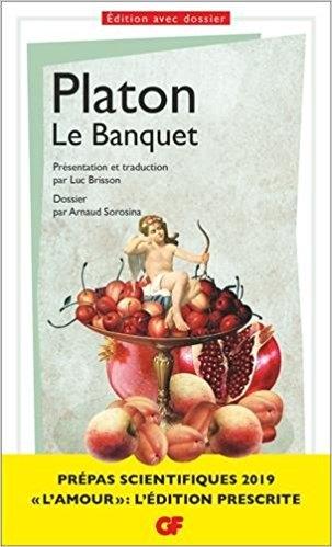 Couverture Le banquet