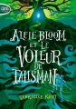 Couverture Alfie Bloom, tome 2 : Alfie Bloom et le voleur de talisman Editions Michel Lafon (Poche) 2018
