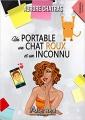 Couverture Un portable, un chat roux et un inconnu Editions Alter Real 2018