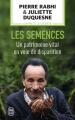 Couverture Les semences : Un patrimoine vital en voie de disparition Editions J'ai Lu (Document) 2018