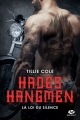 Couverture Hades hangmen, tome 5 : La Loi du silence Editions Milady (New Adult) 2018